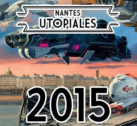 affiche Utopiales 2015
