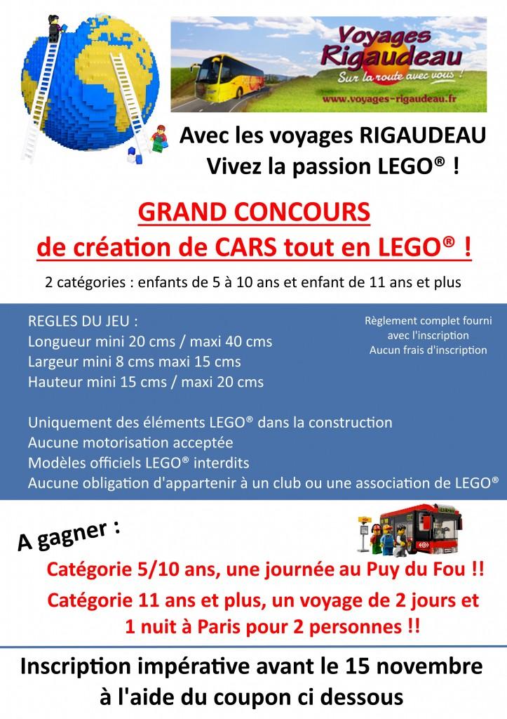 Concours de CAR Rigaudeau