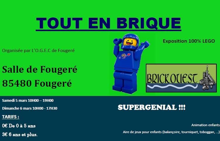 affiche Fougeré