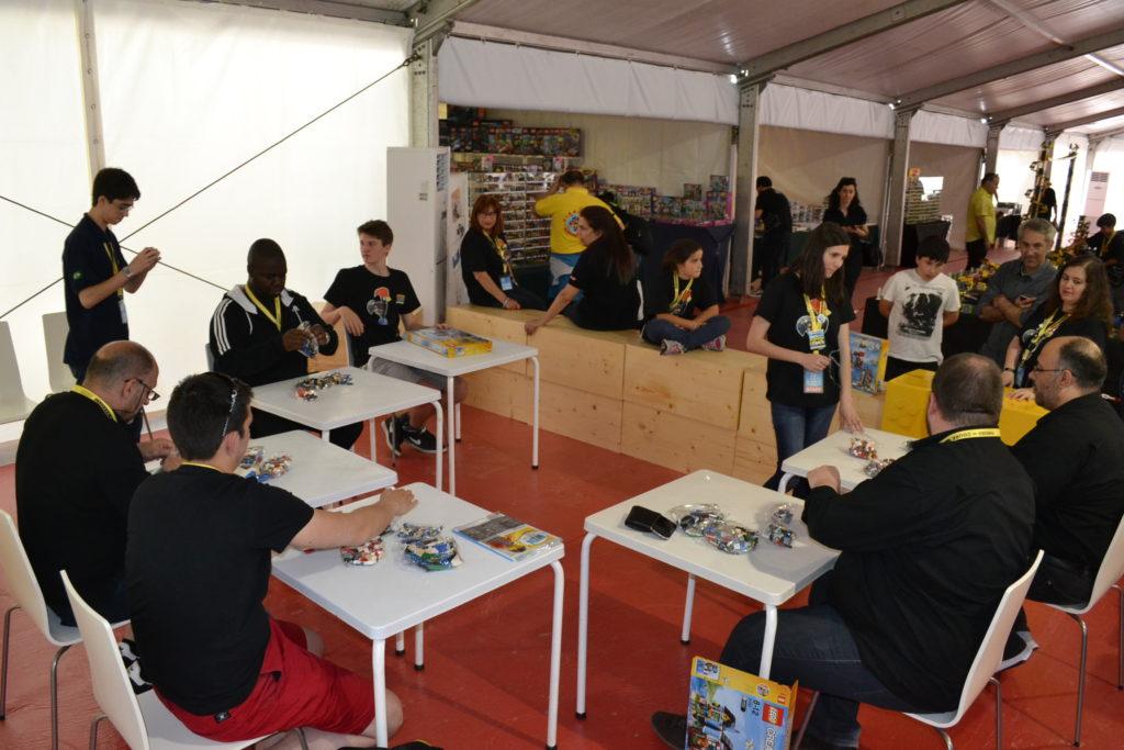 Paredes de Coura - Jeux (concours créateurs avec Maxime, pièces)