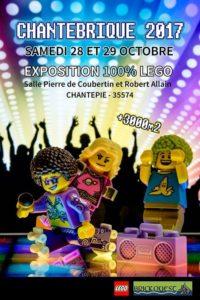 Affiche de l'exposition Chantebrique